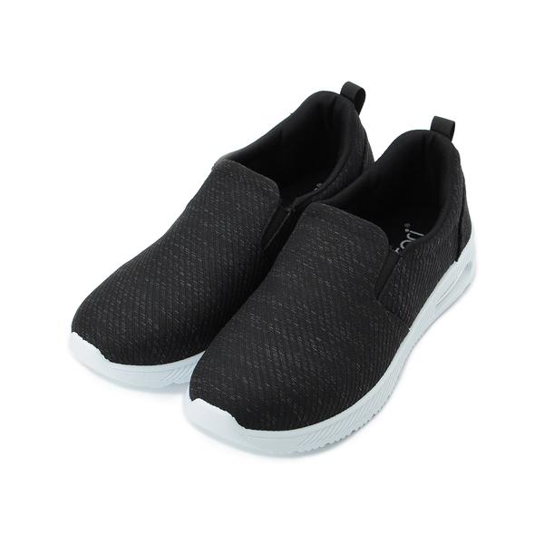 SARTORI 套式帆布休閒鞋 黑 男鞋 鞋全家福