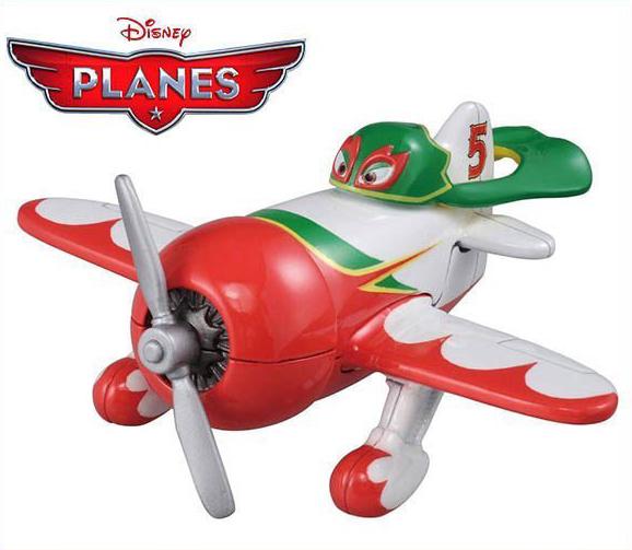 【震撼精品百貨】汽車總動員_Cars~TOMICA 飛機總動員 Planes2 P-02 艾爾.帕卡寶#48597