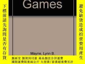 二手書博民逛書店Fabric罕見GamesY346464 Mayne, Lynn