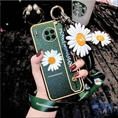 小雛菊華為mate30手機殼全包鏡頭防摔硅膠軟20x少女款個性創意5g中國風帶掛繩【英賽德3C數碼館】