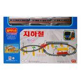 兒童玩具 韓國 電動火車軌道車組 NW-011