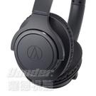 預購【曜德視聽】鐵三角 ATH-SR30BT 黑色 輕量化 無線藍牙耳罩式耳機 續航力70HR / 送收納袋