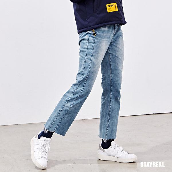 STAYREAL 經典真實修身牛仔褲