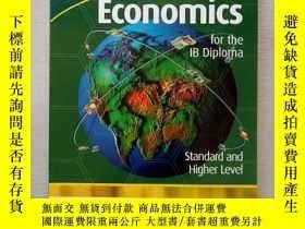 二手書博民逛書店Economics罕見for the IB Diploma wi