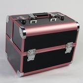 化妝箱化妝包化妝盒紋繡箱化妝工具箱紋繡工具箱美甲箱