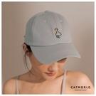Catworld 小鴨刺繡棒球帽【18003736】‧F