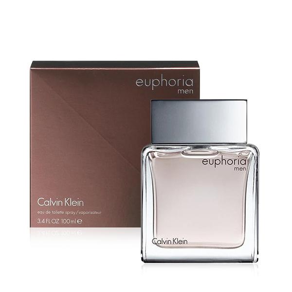 Calvin Klein CK euphoria for men 誘惑男性淡香水100ml【UR8D】