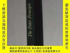 二手書博民逛書店1969年英文原版罕見The Peter Principle b