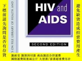 二手書博民逛書店The罕見Encyclopedia of HIV and AIDS-艾滋病百科全書Y361738 Sarah