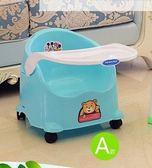 兒童椅子吃飯餐椅靠背椅寶寶凳子叫叫椅嬰幼兒小板凳家用座椅安全 qf2486【miss洛羽】