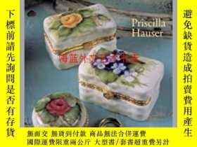 二手書博民逛書店The罕見Complete Guide to Painting on Porcelain & CeramicY