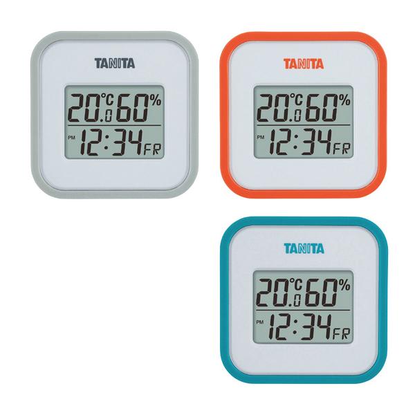 TANITA電子溫濕度計TT558(濕度計/數位溫度計/測溫器/儀表)