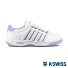 K-SWISS Court Pacoima時尚運動鞋-女-白/粉紫