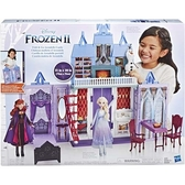 《 Disney 迪士尼 》冰雪奇緣2 城堡遊戲組╭★ JOYBUS玩具百貨