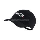 Nike 帽子 NSW Legacy91 Cap 黑 白 男女款 運動休閒 老帽 【ACS】 CQ9519-010