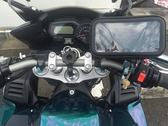 Kymco K-XCT 300i gogoro2 delight rumbler plus摩托車手機座機車手機架車架支架