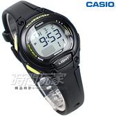 CASIO卡西歐 LW-203-1B 輕巧 10年電力 電子錶 運動錶 防水錶 女錶 童錶 黑x綠 LW-203-1BVDF