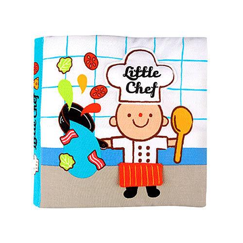 《Read & Play 布書》小廚師