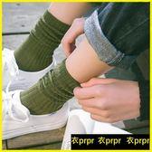 堆堆襪-3雙裝堆堆襪個性襪子中筒襪韓版日系長襪 衣普菈