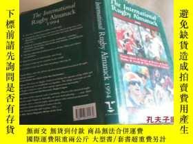 二手書博民逛書店THE罕見Internaitonal Rugby Almanac