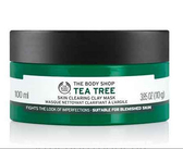 *禎的家*  THE BODY SHOP 茶樹淨膚調理面膜