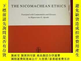 二手書博民逛書店The罕見Nicomachean Ethics: Transla