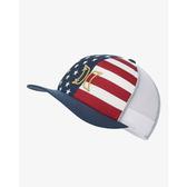 Hurley W HRLY USA TRUCKER HAT WHITE 棒球帽