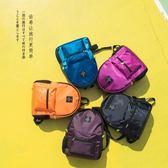 戶外超輕可折疊皮膚包男女便攜後背包輕便防水登山包運動旅行背包 歐韓時代