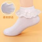 女童花邊襪春秋兒童棉襪子夏季白色公主襪女孩寶寶蕾絲短襪薄款寶貝計畫 上新