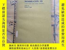 二手書博民逛書店Noise-Con罕見85: ProceedingsY25240