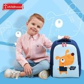 幼兒園書包男女孩寶寶1-3-6歲可愛小書包女童潮兒童卡通雙肩背包