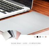 【大麥居家生活】鋁合金 金屬滑鼠墊 滑鼠墊【Y267】 耐磨/防水 MACBOOK/蘋果Apple滑鼠