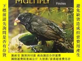 二手書博民逛書店How罕見and why species multiply - The radiation of Darwin s