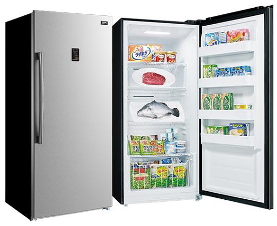 【三洋家電】直立式冷凍櫃 410L 風扇式自動除霜《SCR-410A》全新原廠保固