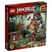 LEGO樂高 Ninjago忍者系列 末日機械毒蛇_LG70626
