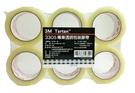 3M Tartan™ 專業 封箱 透明 膠帶 48mm x 90y 120捲入 /箱 3305