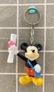 【震撼精品百貨】Micky Mouse_米奇/米妮 ~造型鑰匙圈~米奇拿信#32541