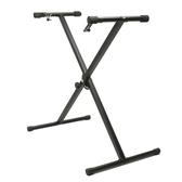 【奇歌】台灣JAZZY 原廠X型 電子琴腳架,各廠61鍵 54鍵 電子琴通用 可調式七段收納琴架