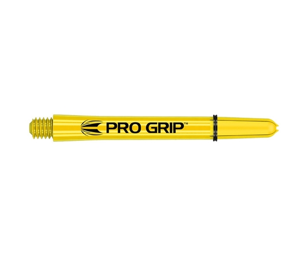 【TARGET】PRO GRIP SHAFT Medium Yellow 110852 鏢桿 DARTS