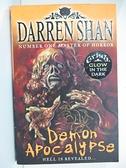 【書寶二手書T1/一般小說_G3C】The Demonata (6) Demon Apocalypse_Darren Shan