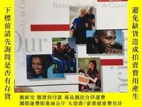 二手書博民逛書店OUR罕見SOCIETY: Human diversity in