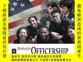 二手書博民逛書店Msl罕見402 Officership WorkbookY307751 Rotc Cadet Command
