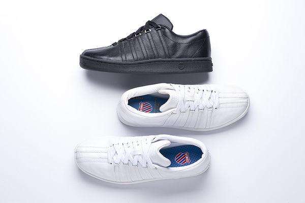 K-Swiss Classic 88休閒運動鞋-男-黑