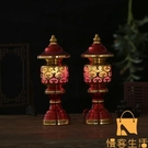 led供佛燈財神燈 插電電燭祥云佛燈觀音燈長明燈佛前供燈【慢客生活】