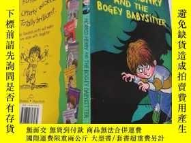 二手書博民逛書店Horrid罕見Henry And The Bogey Babysitter 可怕的亨利和那個可怕的保姆.Y