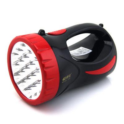 充電式LED照明燈 / 19顆LED探照燈 / 可充式手提燈 / 露營燈 / 緊急照明燈