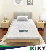 【2軟床墊】10CM最薄可以凹的床│智慧恆溫獨立筒床墊 3尺單人標準 (雙層床適用) KIKY~Europe