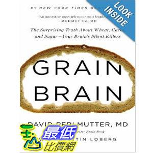 【103玉山網】 2014 美國銷書榜單 Grain Brain: The Surprising Truth about Wheat  $882