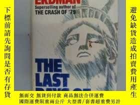 二手書博民逛書店The罕見Last Days of AmericaY85718