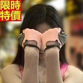 健身手套(半指)可護腕-透氣速乾防滑耐磨女騎行手套2色69v31[時尚巴黎]